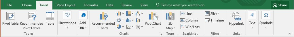 How to Plot Graph in Excel -6