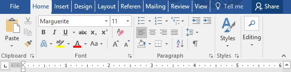 How to add font in Microsoft Word - 10