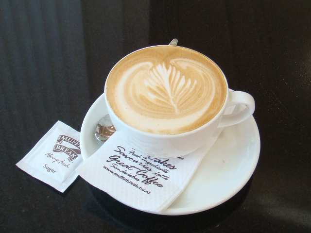 What are the Different Types of Coffee - Flat white