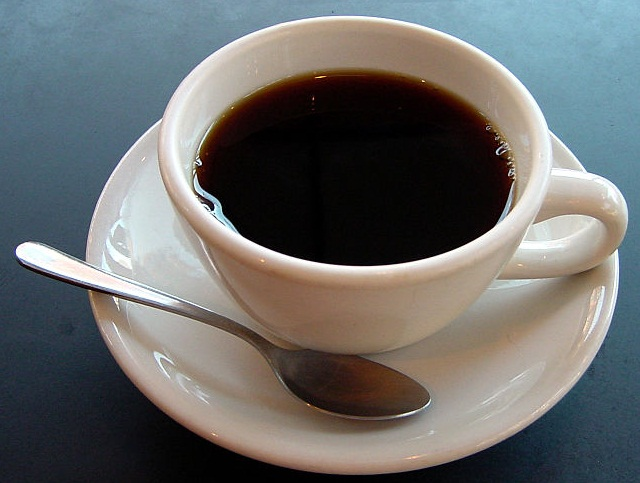 What are the Different Types of Coffee - black coffee