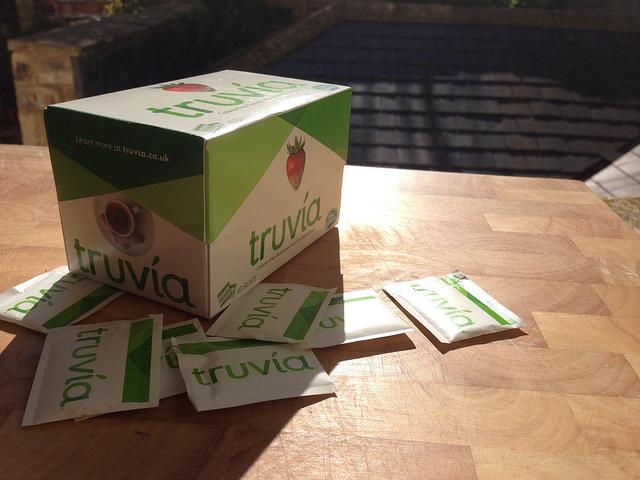 Main Difference - Stevia vs Truvia