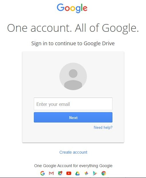 How to Share Documents on Google Drive - Step 2
