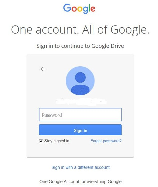 How to Share Documents on Google Drive - Step 3