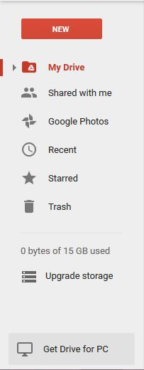 How to Share Documents on Google Drive - Step 5