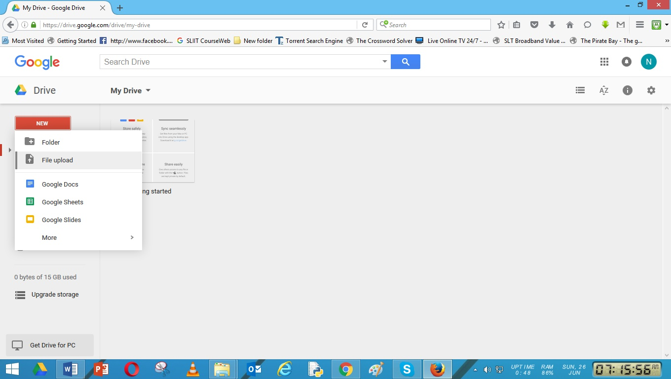 How to Share Documents on Google Drive - Step 6