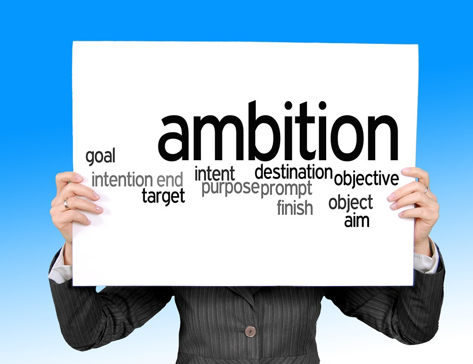 ambition is positive or negative Ambition: good or bad (block f)  ambition can be used in a positive or negative  ambition is a negative trait because it.