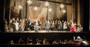 Difference Between Opera and Oratorio