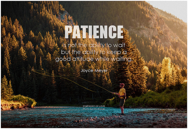 Main Difference - Patient vs Patience
