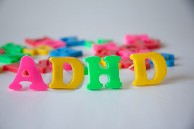 Main Difference - ADD vs ADHD