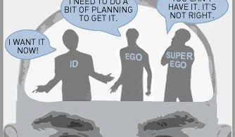 Difference Between Ego and Superego