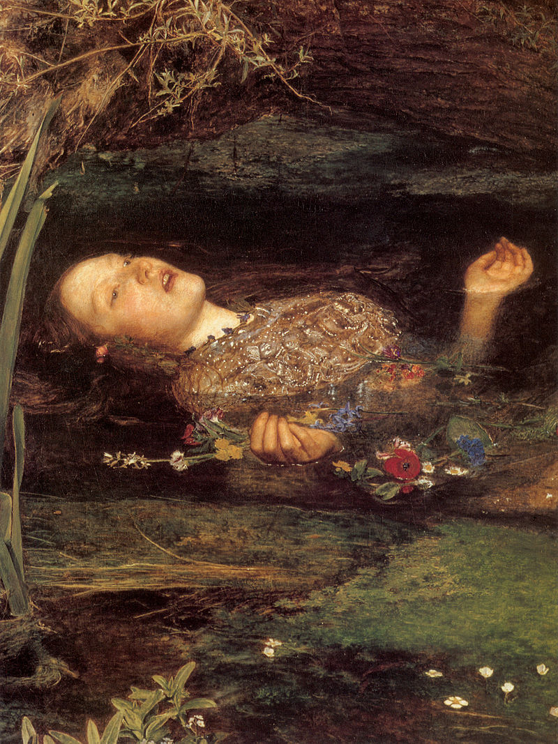 How Does Ophelia Die in Hamlet | Varying accounts of Ophelia's death are  analyzed