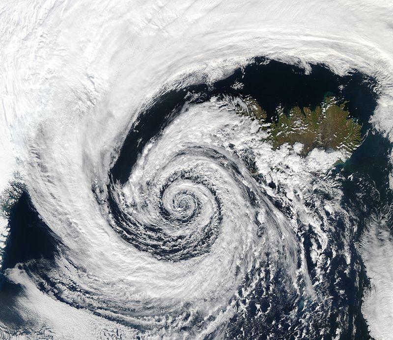 Main Difference - Cyclone vs Hurricane