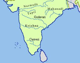 Main Difference - Himalayan vs Peninsular Rivers