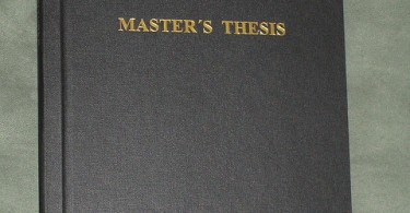 Main Difference - Thesis vs Hypothesis