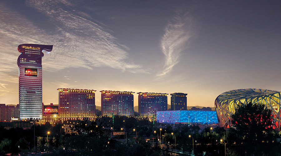 How Many 7 Star Hotels are there in the World - Pangu Seven Star Hotel Beijing