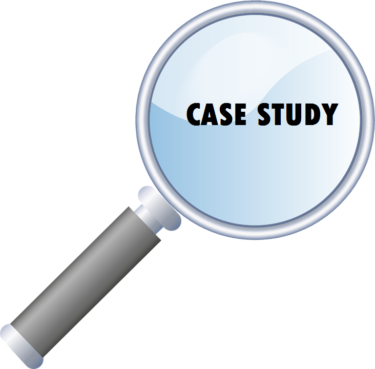 Difference between case study and survey research