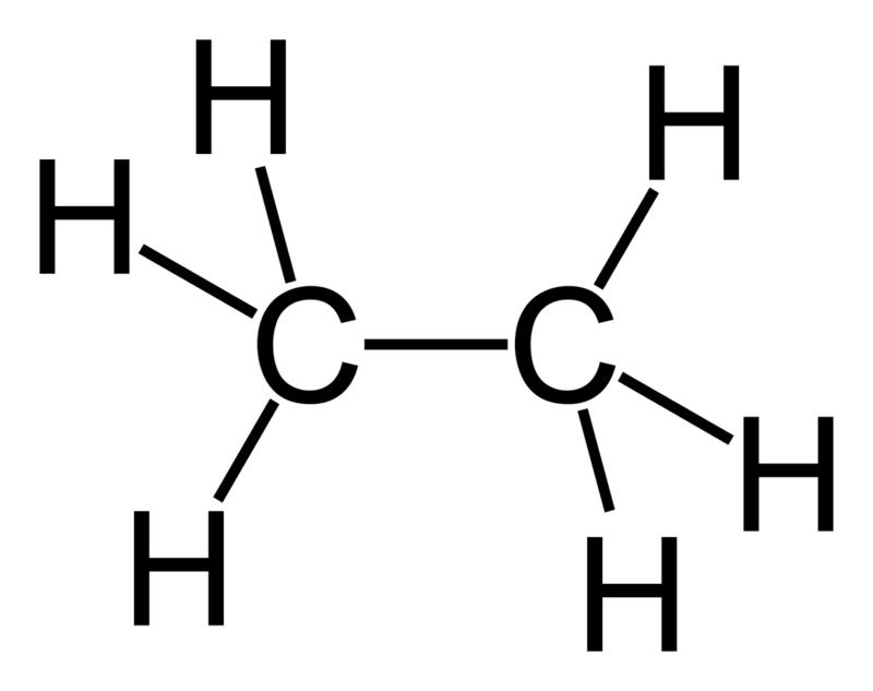 Figure 1: Ethane