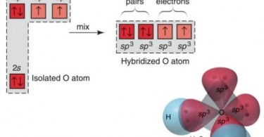 Difference Between Hybrid Orbitals and Molecular Orbitals
