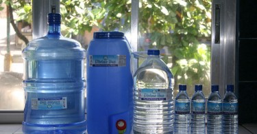 Difference Between Distilled Water and Purified Water