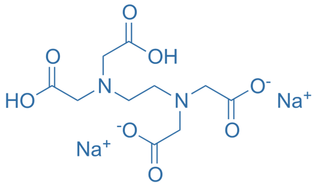 Difference Between Disodium EDTA and Tetrasodium EDTA