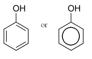 Main Difference - Phenol vs Phenyl