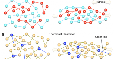 Difference Between Polymer and Elastomer
