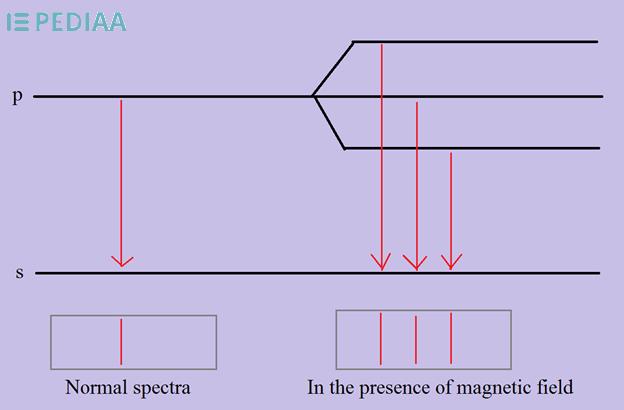 Difference Between Zeeman Effect and Stark Effect