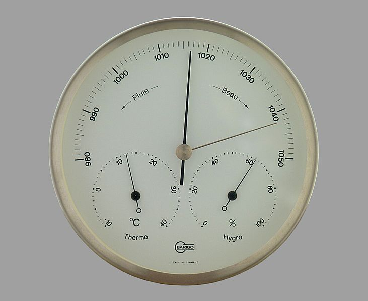 Difference Between Aneroid and Mercury Barometer