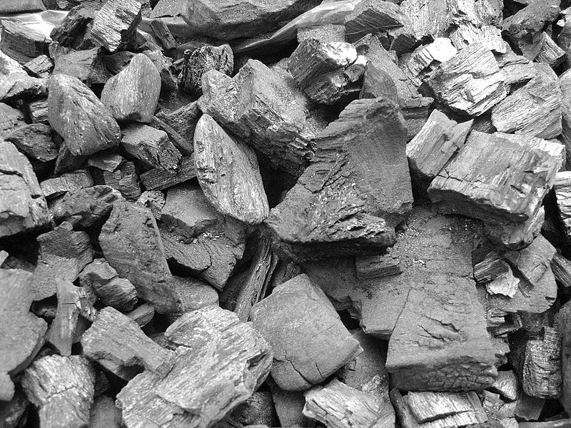 Main Difference - Coal vs Charcoal