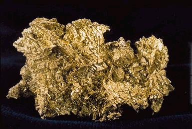 Main Difference - Gold vs Pyrite