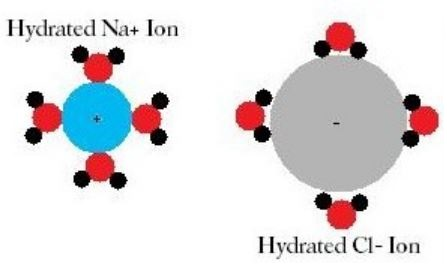 Difference Between Hydrolysis and Hydration