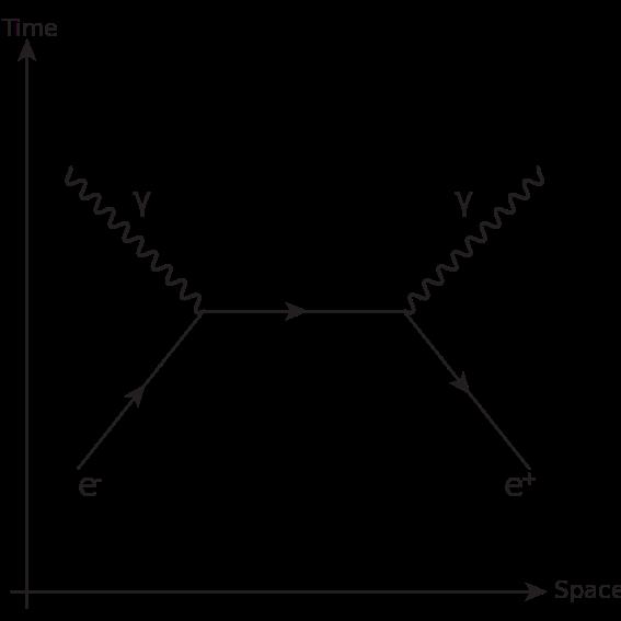 Main Difference  - Proton vs Positron
