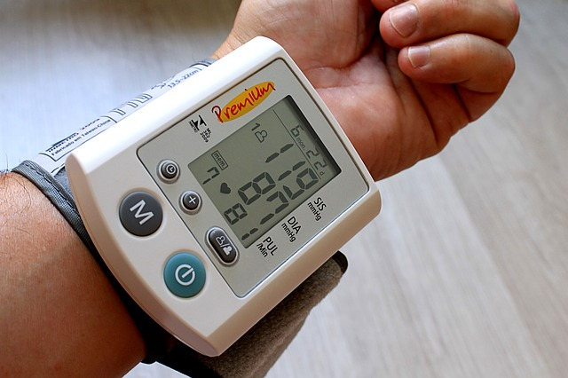 Main Difference - Heart Rate and Blood Pressure