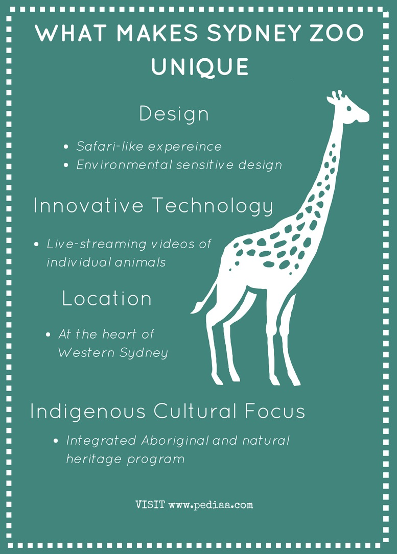 What Makes Sydney Zoo Unique _ Infographic