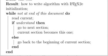 Difference Between Algorithm and Pseudocode