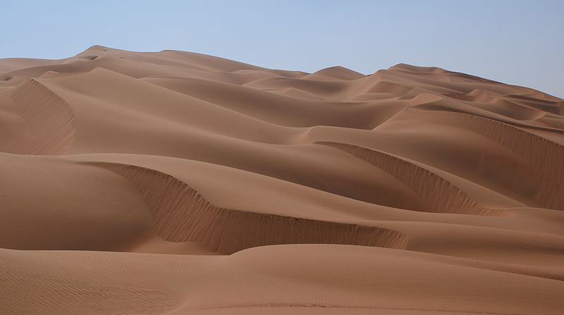 Difference Between Hot and Cold Desert