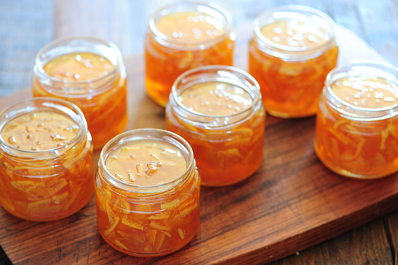 Difference Between Jam and Marmalade