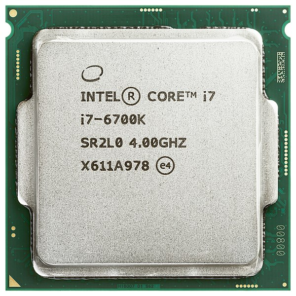 Main Difference -CPU vs Core