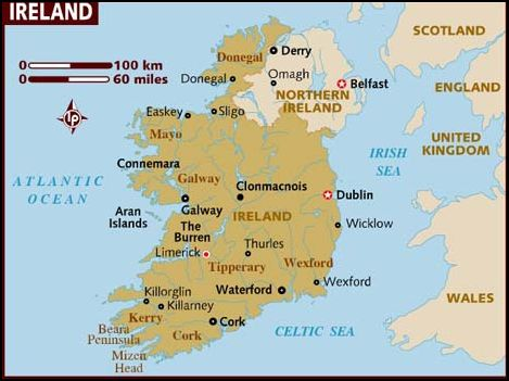 Difference Between Scotland and Ireland_Figure 2