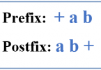 Difference Between Prefix and Postfix