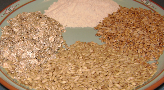 Difference Between Gluten Free and Whetat Free_FIgure 1