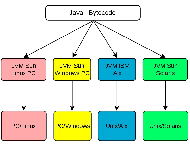 What is the Difference Between Machine Code and Bytecode - Pediaa Com