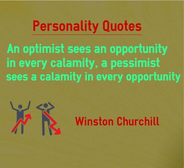 Main Difference - Optimistic vs Pessimistic