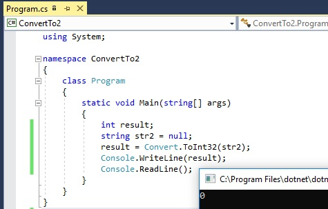 What is the Difference Between int Parse and Convert ToInt32 in C#_Figure 6