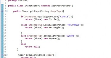 Difference Between Factory Pattern and Abstract Factory Pattern_Figure 12