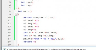 Difference Between Structure Union and Enum in C