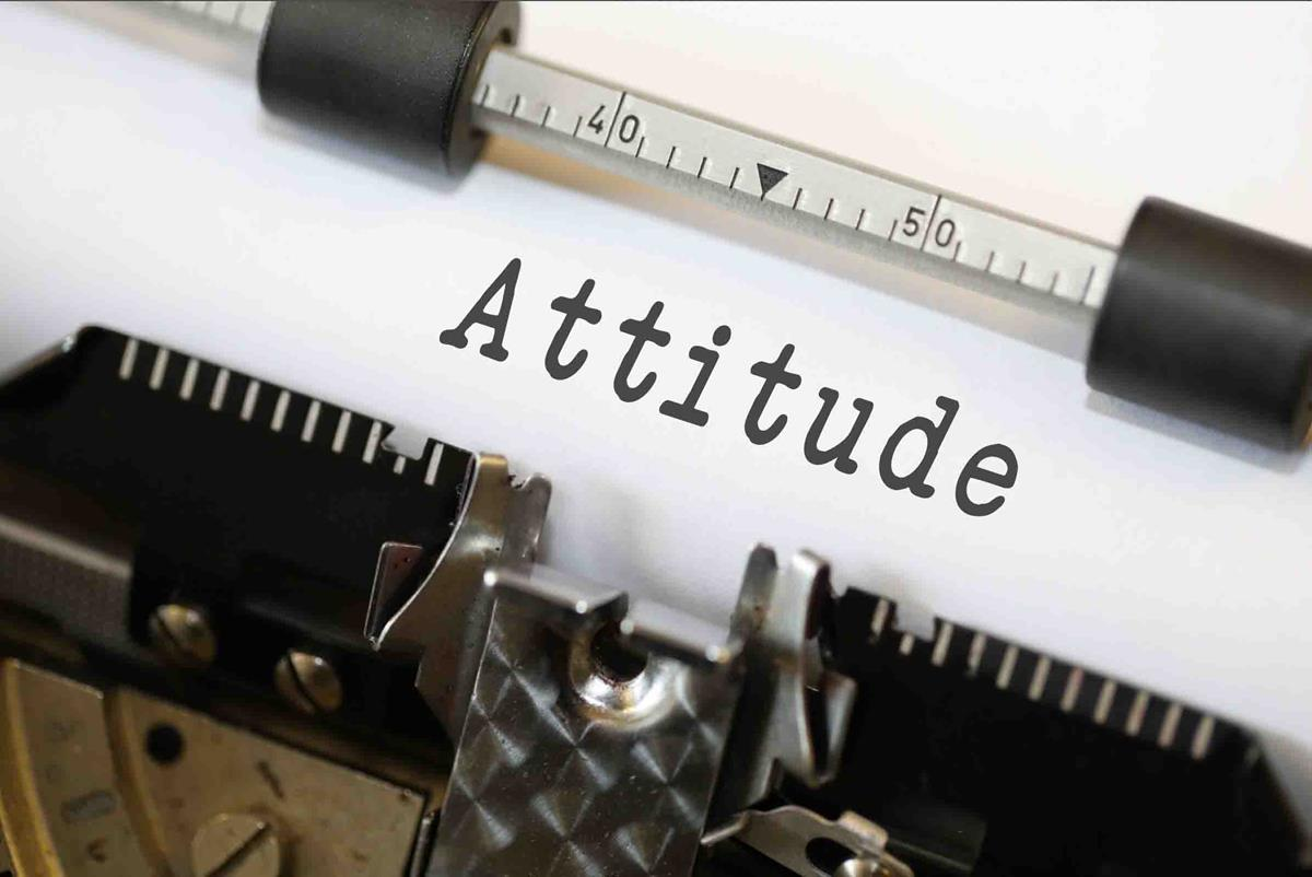Difference Between Attitude and Behavior_Figure 1