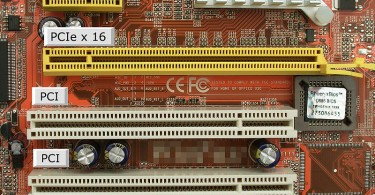Difference Between PCI and PCI Express