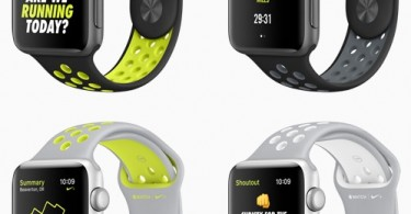 Difference Between Apple Watch and Nike Apple Watch