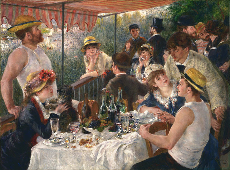 Difference Between Impressionism and Post Impressionism